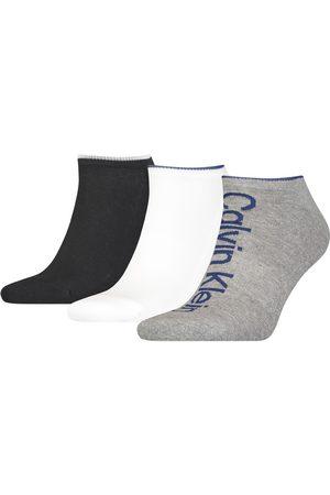 Calvin Klein Heren Sokken - Athleisure logo sneaker 3-pack II