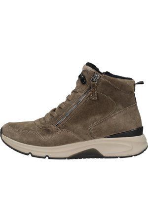 Gabor Dames Hoge sneakers - Sneakers Hoog