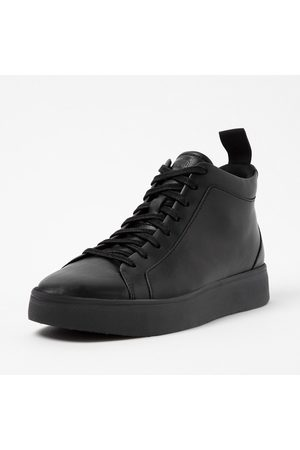 FitFlop Dames Sneakers - Rally high top sneaker leather