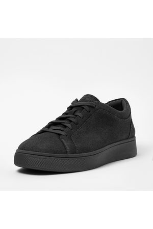 FitFlop Rally tennis sneaker tonal suede
