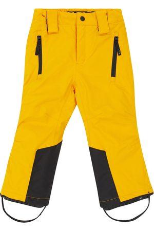 Molo Jump Yellow softshell ski pants