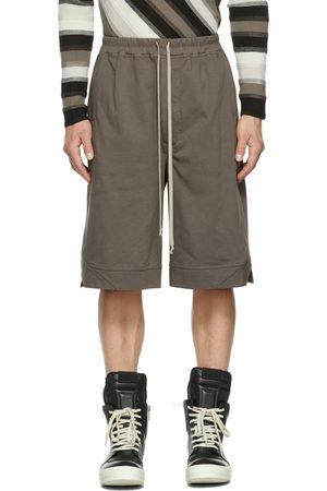 Rick Owens Heren Boxershorts - Grey Karloff Boxer Shorts