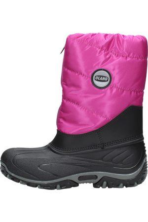 Olang Meisjes Snowboots - Bmx Fuchsia