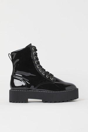 H&M Dames Laarzen - Chunky boots
