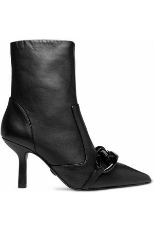 Michael Kors Scarlett Leather Boots