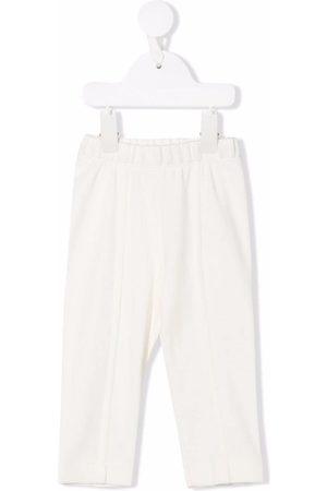 MONNALISA Straight-leg track pants