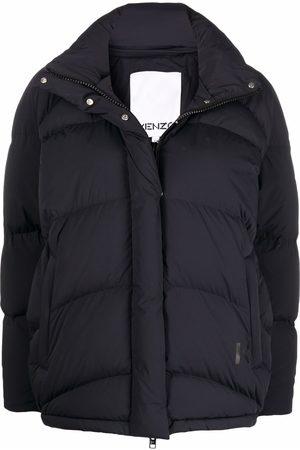 Kenzo Logo print puffer jacket