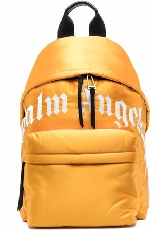 Palm Angels Curved-logo backpack
