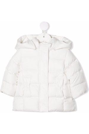 Le Bebé Enfant Hooded padded jacket