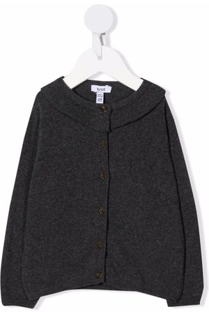 KNOT Delilah button-up knitted jacket