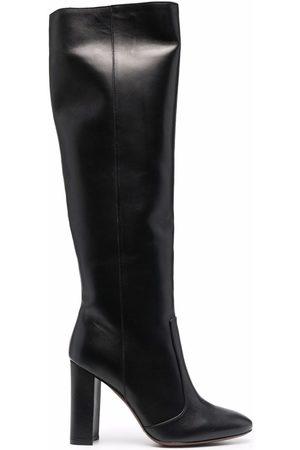 L'Autre Chose Knee high-heel boots
