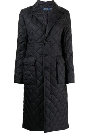 Polo Ralph Lauren Water-repellent quilted mid-length coat