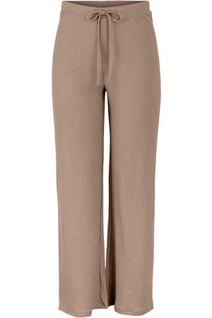Pieces Dames Pantalon - Broek 'Ribbi
