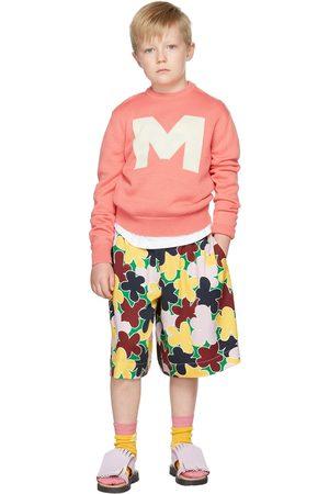 Marni Sweaters - Kids Wool 'M' Sweater