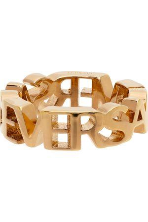VERSACE Heren Ringen - Logo Ring