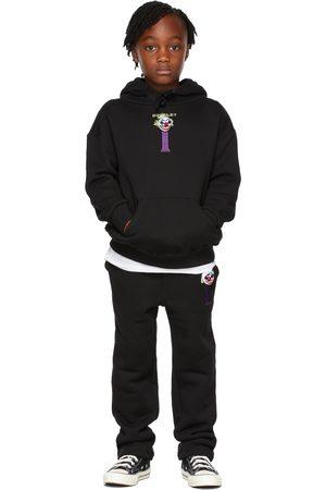 DOUBLET Hoodies - SSENSE Exclusive Kids Puppet Embroidery Hoodie