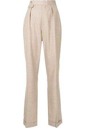 Ralph Lauren Straight-leg tailored trousers