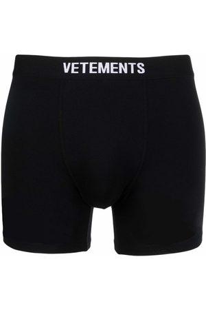 Vetements Logo boxers