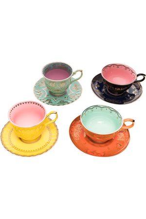Pols Potten Set of 4 Grandpa tea set (220ml)