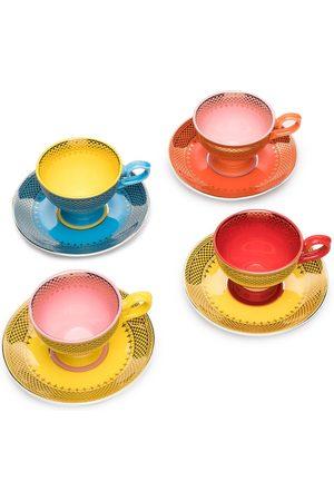 Pols Potten Set of 4 Grandma Espresso set (90ml)