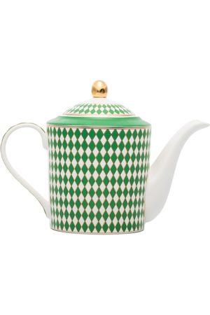 Pols Potten Chess print teapot (1100ml)