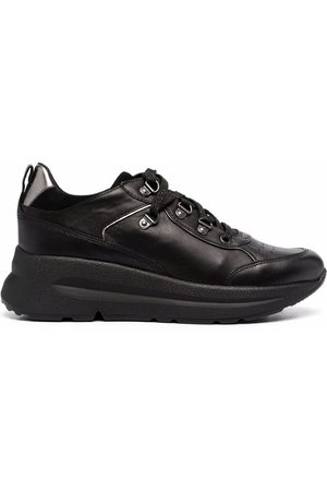 Geox Flatform lace-up sneakers
