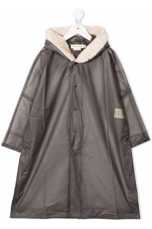 Le pandorine Hooded rain coat
