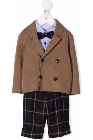 COLORICHIARI Three-piece trouser set