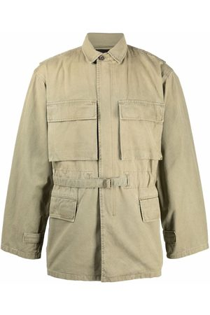 FEAR OF GOD Belted army jacket