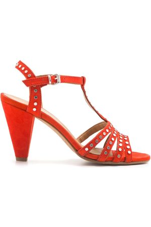 Janet&Janet Sandals Red