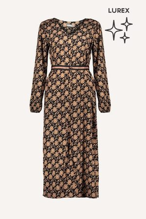 Geisha Dames Jurken - Jurk 17628-20
