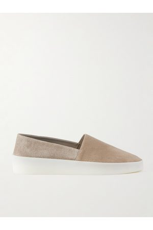 FEAR OF GOD Heren Espadrilles - Pony Hair and Suede Espadrilles