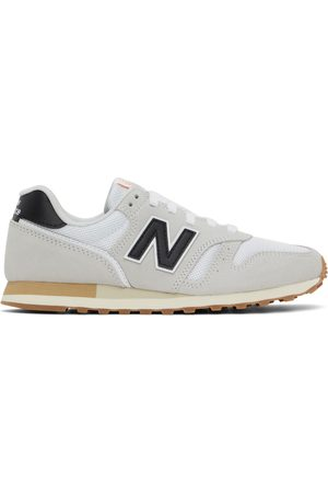 New Balance Dames Sneakers - White & Grey 373v2 Sneakers