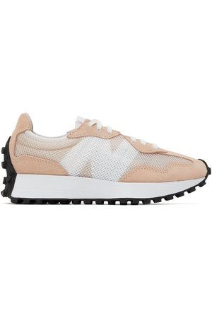 New Balance Pink 327v1 Sneakers
