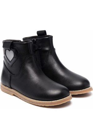 Camper Twins side-zip winter boots