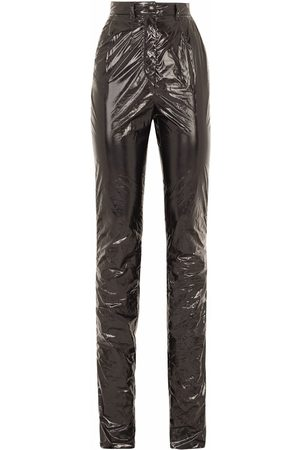 Dolce & Gabbana High-waisted slim fit trousers
