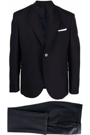 Neil Barrett Single breasted suit