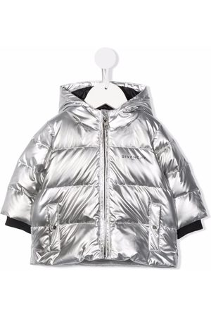 Givenchy Hooded padded down coat