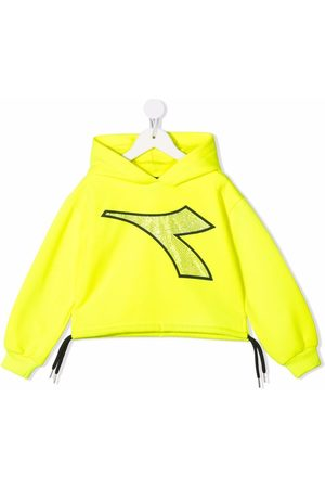 Diadora Logo-print hoodie
