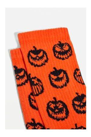 Urban Outfitters Heren Sokken - UO Pumpkin Socks