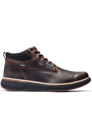 Timberland Cross Mark Gore-tex® Chukka Boot Voor Heren In Donkerbruin Donkerbruin, Grootte 40