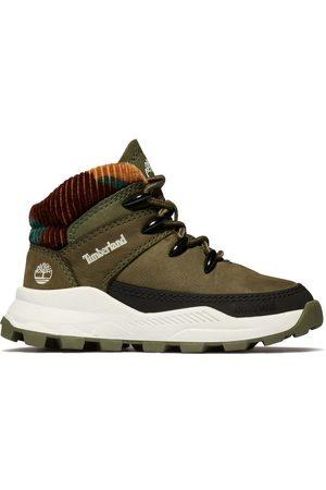 Timberland Brooklyn High-top Sneaker Voor Peuters En Kleuters In