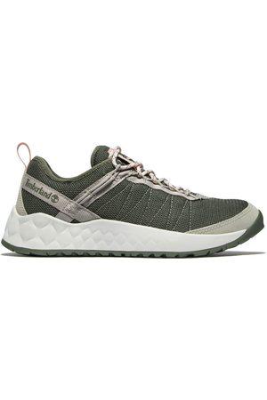 Timberland Solar Wave Greenstride™ Sneaker Voor Dames In Donkergroen Donkergroen, Grootte 42