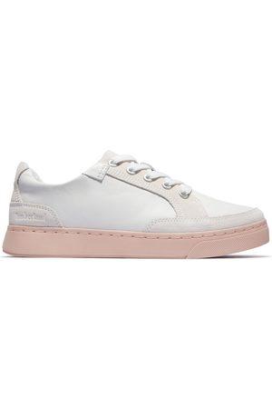 Timberland Atlanta Green Sneaker Voor Dames /roze