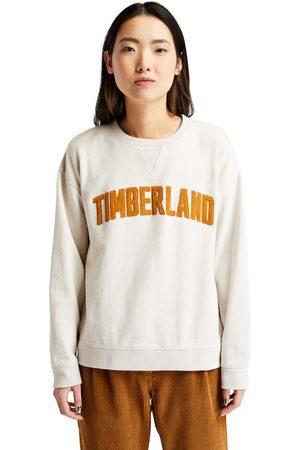 Timberland Ecoriginal Corduroy Logo Sweatshirt Voor Dames In