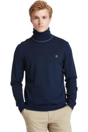 Timberland Nissitissit River Merino Sweater Voor Heren In Marineblauw Marineblauw, Grootte M