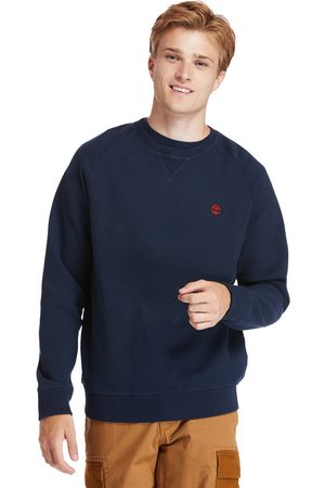 Timberland Exeter River Sweatshirt Voor Heren In Marineblauw Marineblauw, Grootte 3XL