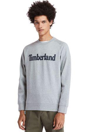 Timberland Heritage Logo Sweatshirt Voor Heren In