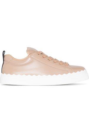 Chloé Dames Lage sneakers - Lauren low-top sneakers