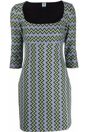 M Missoni Short-sleeve tunic dress